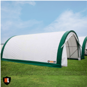 Hardlife Storage Tents - Single Trussed